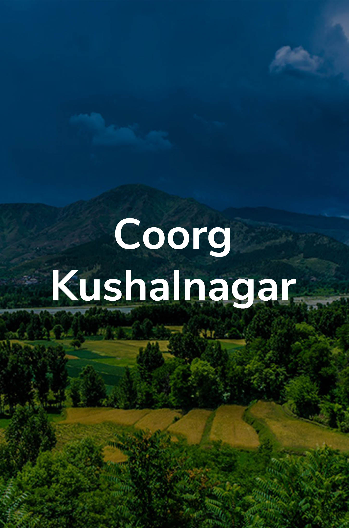 CoorgKushalnagar
